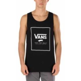 vans バン ファッション 男性用ウェア Tシャツ vans print-box