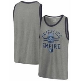Fanatics Branded ファナティクス ブランド スポーツ用品  Fanatics Branded Memphis Grizzlies Heathered Gray Star W