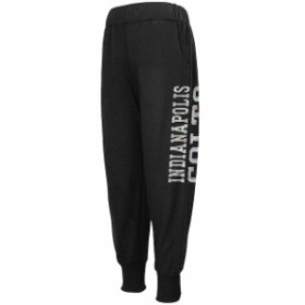 Outerstuff アウタースタッフ スポーツ用品  Indianapolis Colts Girls Youth Black Shimmering Harem Pants