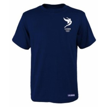 Outerstuff アウタースタッフ スポーツ用品 Navy 2028 Los Angeles Olympic Games T-Shirt