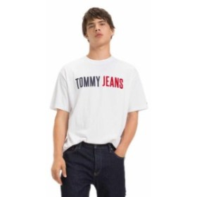 tommy-jeans トミー ジーンズ ファッション 男性用ウェア Tシャツ tommy-hilfiger tommy-jeans