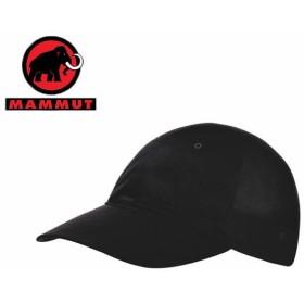 マムート MAMMUT キャップ 帽子 メンズ レディース Sertig Cap セルティグキャップ 1191-00280 0001