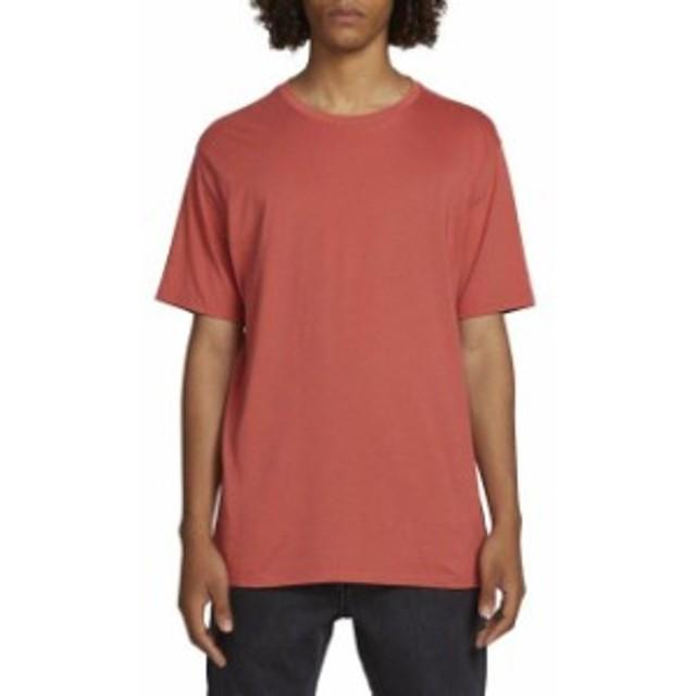 volcom ボルコム ファッション 男性用ウェア Tシャツ volcom solid