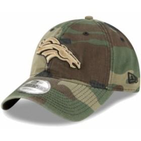 New Era ニュー エラ スポーツ用品  New Era Denver Broncos Woodland Camo Core Classic 9TWENTY Adjustable Hat