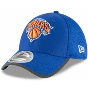 New Era ニュー エラ スポーツ用品  New Era New York Knicks Blue Training 39THIRTY Flex Hat