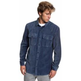 quiksilver クイックシルバー ファッション 男性用ウェア シャツ quiksilver melton-minds