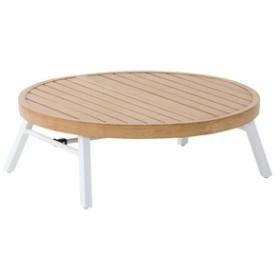 ニュートピア アウトドアテーブル FDアルミローテーブル サークル