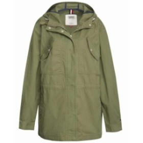 tommy-jeans トミー ジーンズ ファッション 女性用ウェア ジャケット tommy-hilfiger essential-hooded