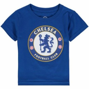 Outerstuff アウタースタッフ スポーツ用品 Chelsea Toddler Royal Primary Logo T-Shirt