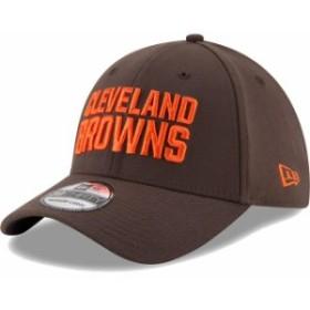 New Era ニュー エラ スポーツ用品  New Era Cleveland Browns Brown Team Classic 39THIRTY Flex Hat