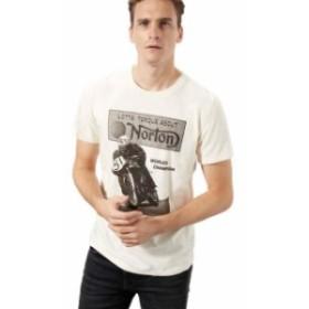 norton ノートン ファッション 男性用ウェア Tシャツ norton torque