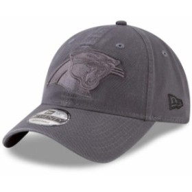 New Era ニュー エラ スポーツ用品  New Era Carolina Panthers Graphite Core Classic Tonal 9TWENTY Adjustable Hat