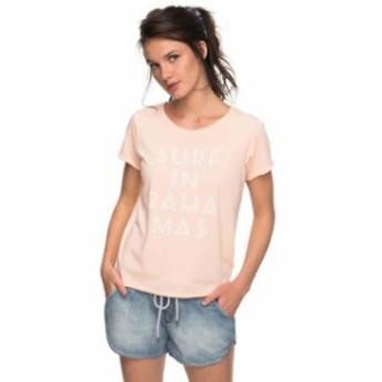 roxy ロキシー ファッション 女性用ウェア Tシャツ roxy pop-surf-b