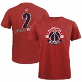 Majestic Threads マジェスティック スレッド スポーツ用品  Majestic Threads John Wall Washington Wizards Red Nam