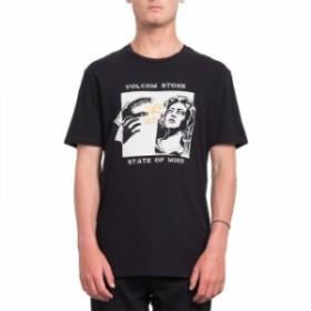 volcom ボルコム ファッション 男性用ウェア Tシャツ volcom stateofmind-ltw