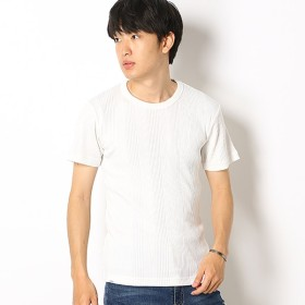 [マルイ]【セール】EDWIN ジャガード クルーネック Tシャツ 半袖/エドウィン(メンズ)(EDWIN)