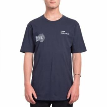 volcom ボルコム ファッション 男性用ウェア Tシャツ volcom free-bsc