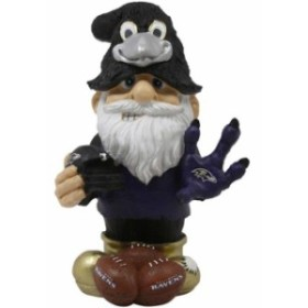 Forever Collectibles フォーエバー コレクティブル スポーツ用品  Baltimore Ravens Thematic Gnome II