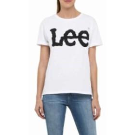 lee リー ファッション 女性用ウェア Tシャツ lee logo