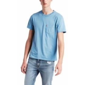 levis リーバイス ファッション 男性用ウェア Tシャツ levi s-(R) setin-sunset-pocket
