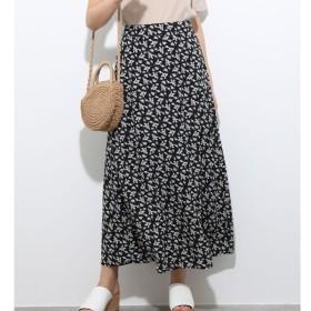 [マルイ]【セール】単色花柄プリントマーメイドスカート/ビス(ViS)