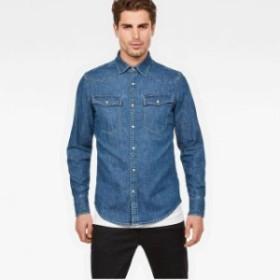 gstar ジースター ファッション 男性用ウェア シャツ gstar 3301