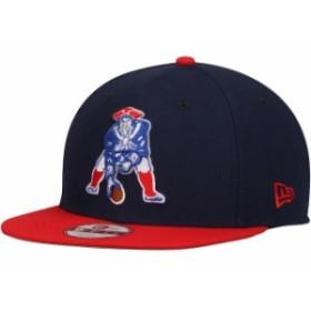New Era ニュー エラ スポーツ用品  New Era Royal New England Patriots Southside Snap Original Fit 9FIFTY Adjustable Sn