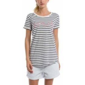 bench ベンチ ファッション 女性用ウェア Tシャツ bench striped-print