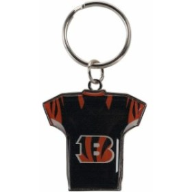 Aminco アミンコ スポーツ用品  Cincinnati Bengals Reversible Home/Away Jersey Keychain
