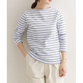 【URBAN RESEARCH:トップス】ORCIVAL COTTON LOURD フレンチバスクシャツ