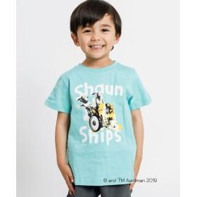 シップス キッズ SHIPS KIDS:<MAYHEM IN THE MEADOW!>Tシャツ(100~130cm) レディース ライトブルー 100 【SHIPS KIDS】