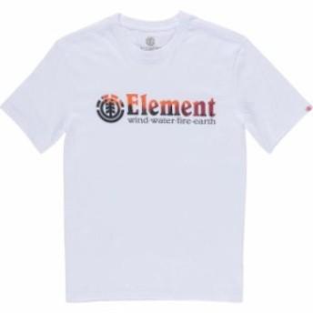 element エレメント ファッション 男性用ウェア Tシャツ element glimpse-horizontal
