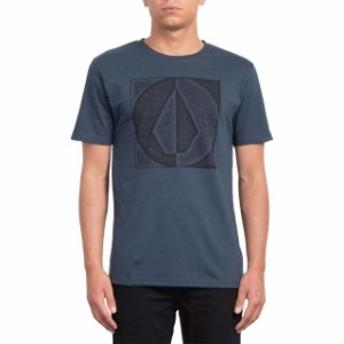 volcom ボルコム ファッション 男性用ウェア Tシャツ volcom stamp-divide-heather