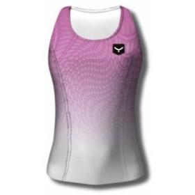 taymory テイモリー ランニング&トライアスロン 女性用ウェア Tシャツ taymory r46-tank-t-shirt-my-self-w