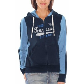 G-III 4Her by Carl Banks ジースリー フォーハー バイ カール バンクス スポーツ用品 Tennessee Titans Wome