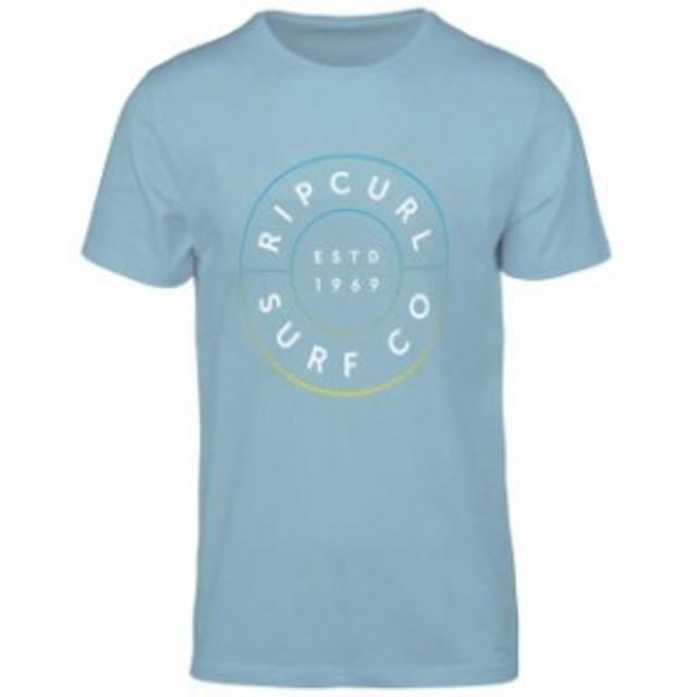 rip-curl リップ カール ファッション 男性用ウェア Tシャツ rip-curl neon-donut