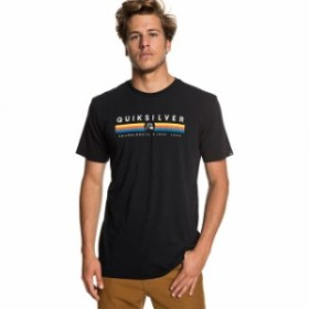 quiksilver クイックシルバー ファッション 男性用ウェア Tシャツ quiksilver get-bizzy