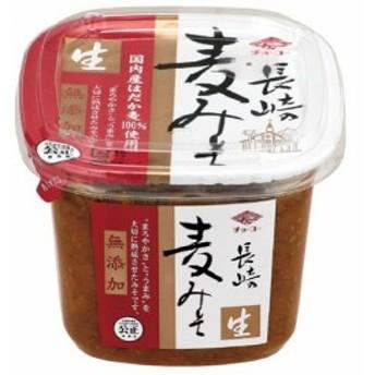 チョーコー醤油 長崎麦みそ 無添加 ( 500g )