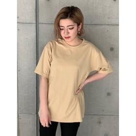 Tシャツ - ENVYM BACK PRINT T-SH