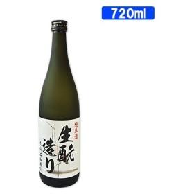 【5%還元】【価格据え置き】久住千羽鶴 純米酒 きもと造り 15度 720ml (清酒 日本酒) 佐藤酒造【送料無料】