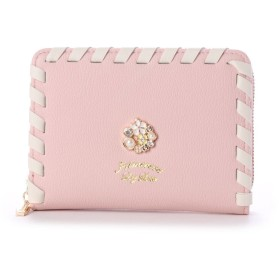 プリムヴェールリズリサ Primevere LIZ LISA リジシリーズ 2つ折り財布 (ピンク)