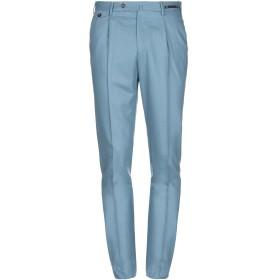 《セール開催中》PT01 メンズ パンツ パステルブルー 50 バージンウール 70% / コットン 29% / ポリウレタン 1%