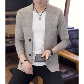 限定SALE インスタでも話題♪ 韓国ファッション CHIC気質 秋冬新作メンズカーディガン トップス セーター シンプル おしゃれ♪