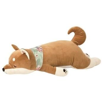 プレミアムねむねむアニマルズクール クール抱きまくらL 柴犬のコタロウ 58016-44