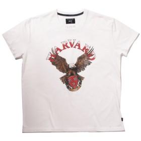 グラム Harvard eagle CS メンズ ホワイト 1 【glamb】