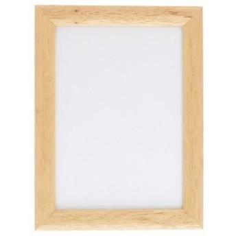 木製フレーム 内寸:9.7×13.9cm 白木 オリムパス 額縁 刺繍 刺しゅう 額 フレーム