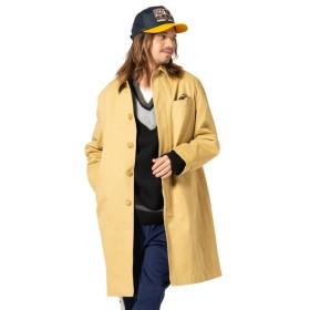 グラム Dorber soutien collar coat メンズ ベージュ 3 【glamb】