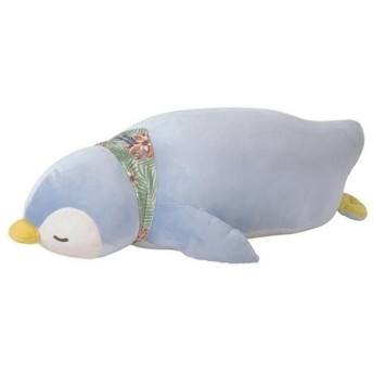 プレミアムねむねむアニマルズクール クール抱きまくらM ペンギンのラブ 58017-61