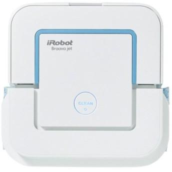 iRobot 床拭きロボット ホワイト B250060 [B250060]