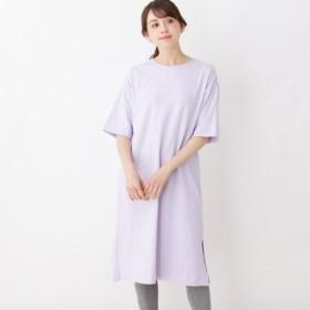[マルイ]【セール】<コットン100>Tシャツワンピース/ピンクアドベ(pink adobe)